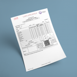 Attested Transcripts (Gr. 1 to 8) (AED 120/Transcript)