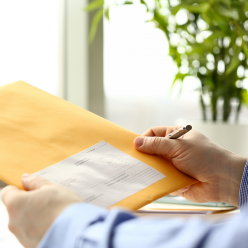 Documents Mailing Service